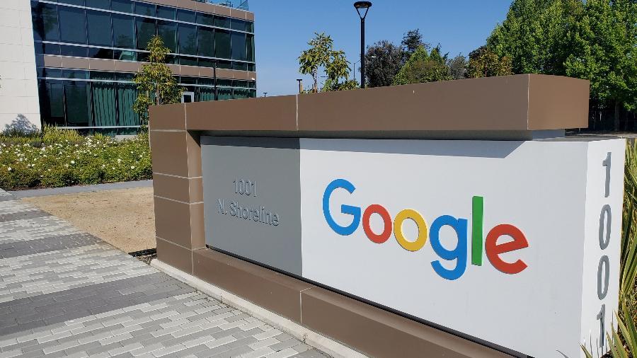 Escritório do Google perto da sede da empresa em Mountain View, Califórnia, nos Estados Unidos - Reuters Staff/Reuters