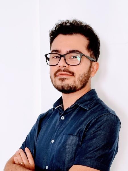 Lucas Carvalho, repórter de Tilt - Lucas Carvalho/arquivo pessoal