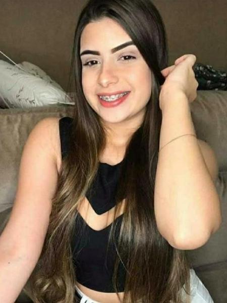 Thalya foi morta aos 16 anos; ex-namorado foi autuado por feminicídio  - Ãrquivo pessoal