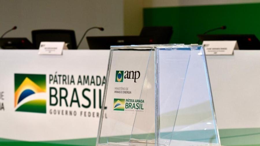 ANP apontou potencial para descobertas no pré-sal em pelo menos três blocos que serão ofertados na Bacia de Santos - Reprodução/Twitter/ANP