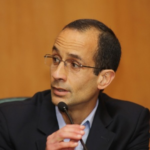 O empresário Marcelo Bahia Odebrecht, da construtora Odebrecht