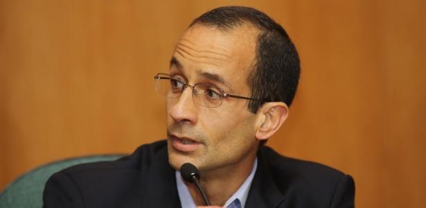 Marcelo Odebrecht, presidente da construtora suspeita de envolvimento nos crimes investigados pela Operação Lava Jato