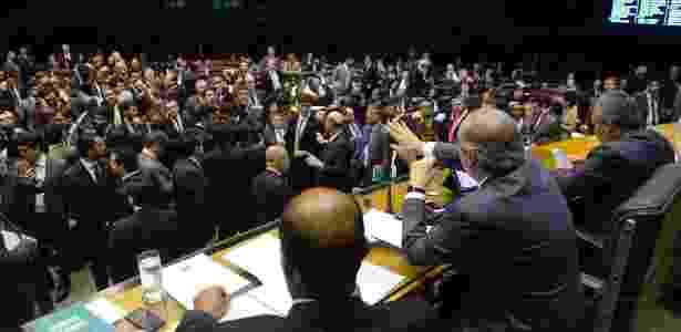 Câmara lotada - Gustavo Lima/Câmara dos Deputados - Gustavo Lima/Câmara dos Deputados