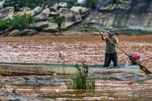 Além do Rio Doce, águas subterrâneas da bacia também estão contaminadas (Foto: Instituto Últimos Refúgios)
