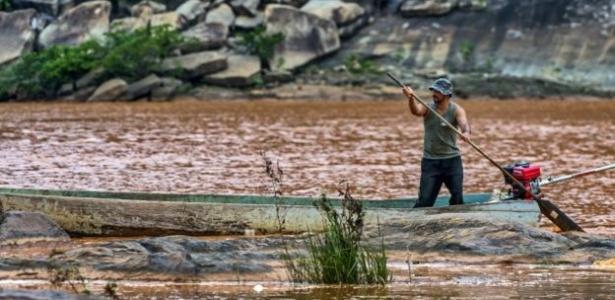 Estamos preocupados com relatos de que o rio Doce ainda está contaminado, diz ONU