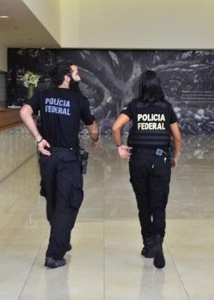 PF cumpre mandados da Lava Jato em prédio da Odebrecht em São Paulo