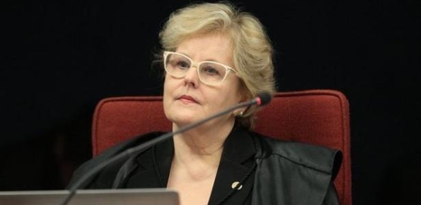 Ministra Rosa Weber questiona critério usado para aprovação de contas do PP