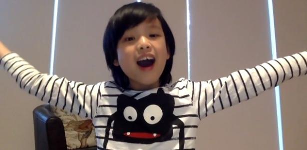 Yuma Soerianto tem 11 anos e já apresentou seu app para Tim Cook