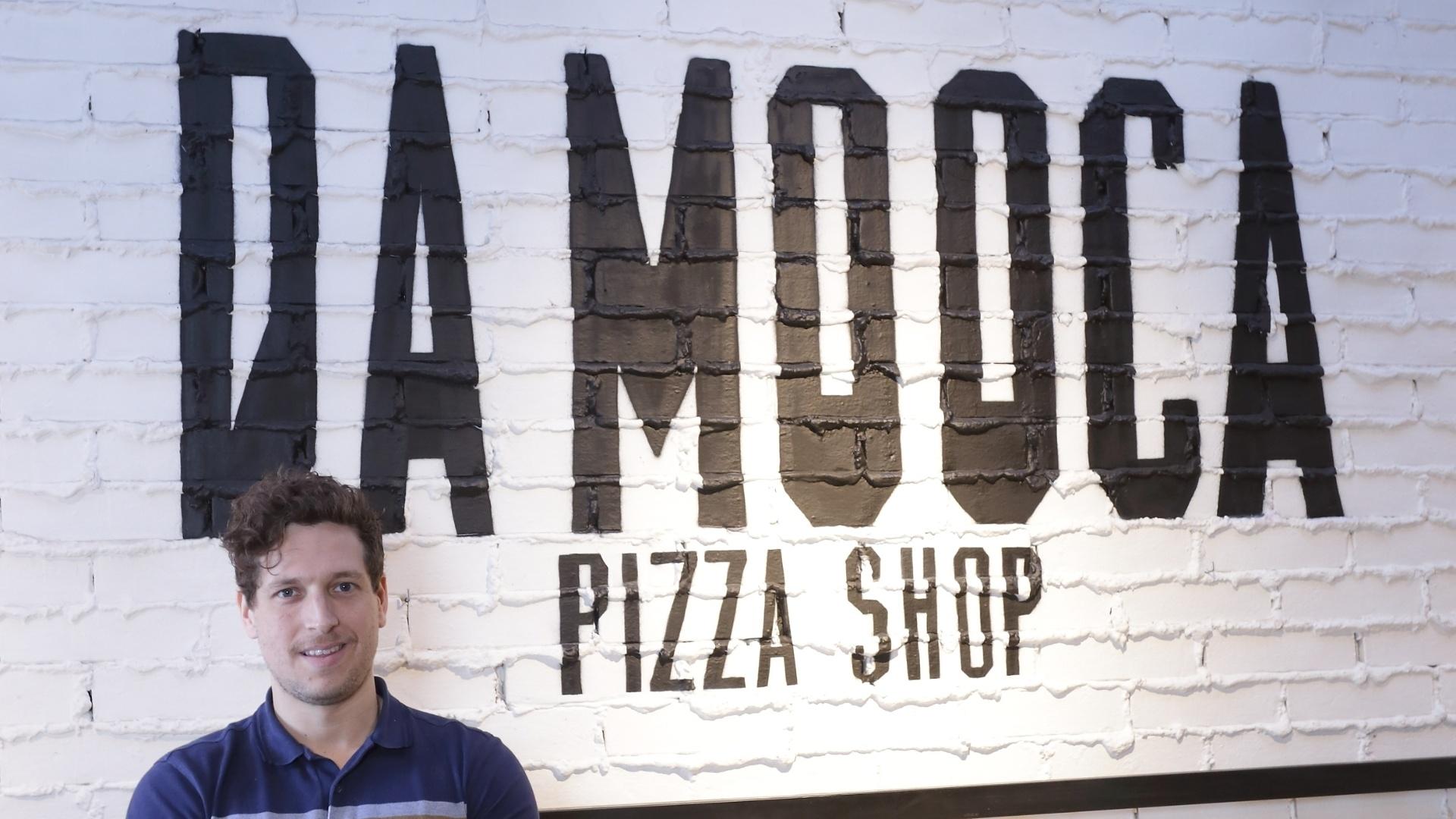 Da Mooca Pizza Shop Fellipe Zanuto