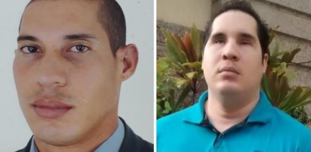O soldado Rodrigo Vaz ficou cego, perdeu o olfato e o paladar depois de sobreviver a um tiro na têmpora dado por bandidos