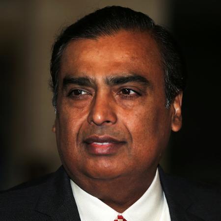 Mukesh Ambani - Reuters