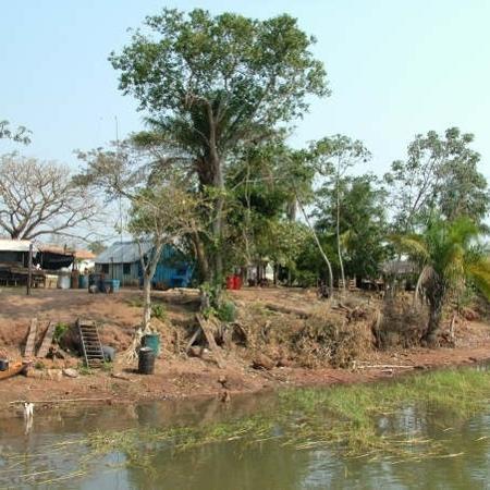 Terra indígena Baía do Guató, em Mato Grosso - Suki Ozaki/Pib.Socioambiental