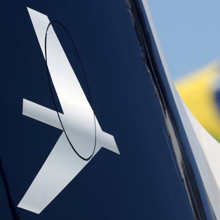 Logo da Embraer - Reuters
