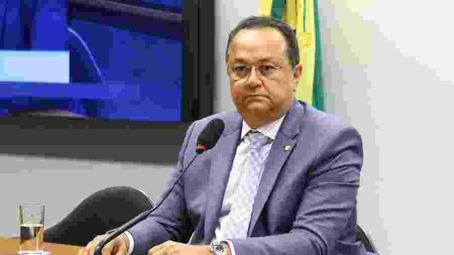 13.mar.2019 - O deputado Silas Câmara (PRB-AM) - Vinicius Loures/Câmara dos Deputados