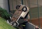 Mulher perde direção de carro em garagem e cai de altura de 3 andares em MG - Arquivo pessoal