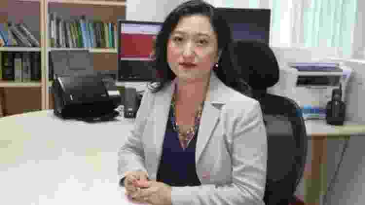 Procuradora Márcia Kamei López, gerente do Programa Nacional de Banimento do Amianto, do Ministério Público do Trabalho (MPT), avalia a probição do amianto no Brasil como um marco na proteção à saúde e ao meio ambiente - Assessoria de imprensa MPT