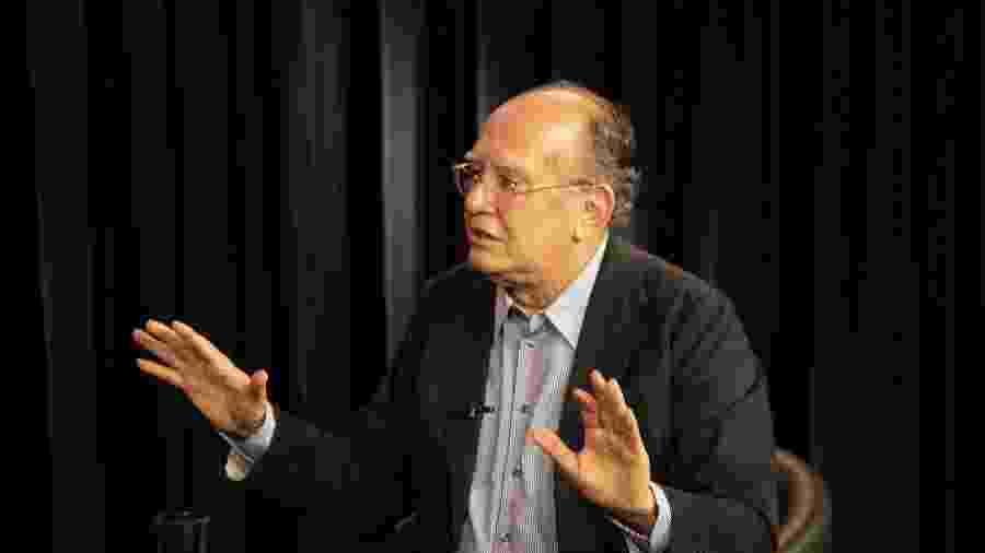 Gilmar Mendes diz que Moro colocou sua atuação sob questionamento ao aceitar o cargo de ministro - Mariana Goulart/Folhapress