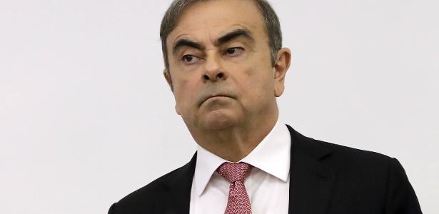 Em coletiva no Líbano   Ghosn diz que foi coagido a confessar no Japão