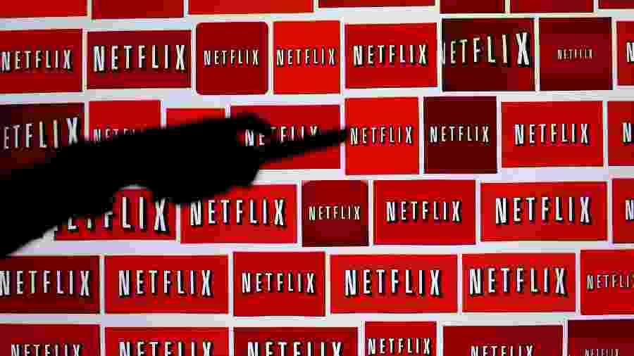 Logo da Netflix - Mike Blake
