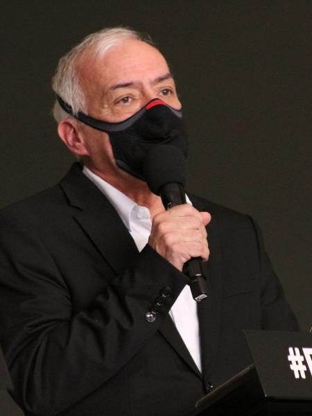 O epidemiologista Paulo Menezes, coordenador do Centro de Contingência do Coronavírus em São Paulo - Governo do Estado de São Paulo