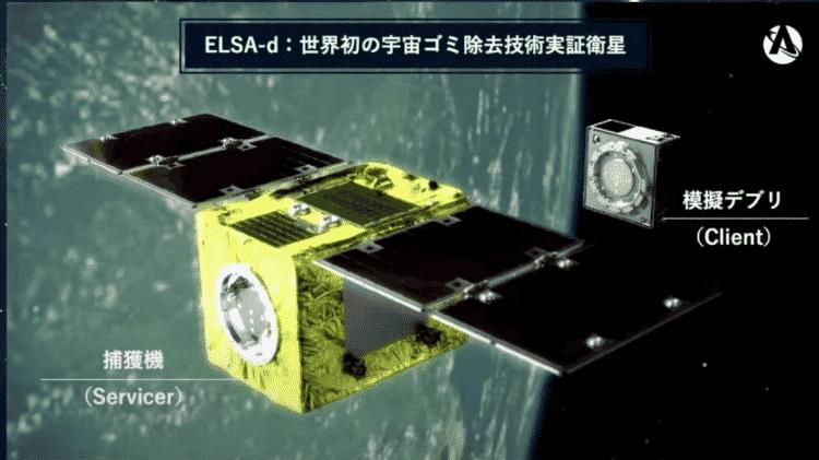 Elsa-d é composto de duas partes: cliente e servidor - Divulgação - Divulgação