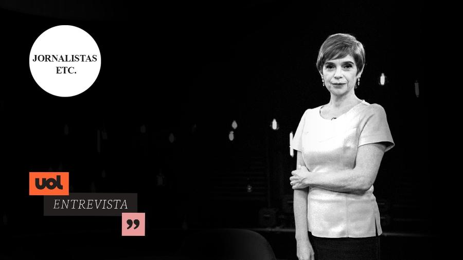 Renata Lo Prete - Jornalistas e Etc.  - Arte UOL