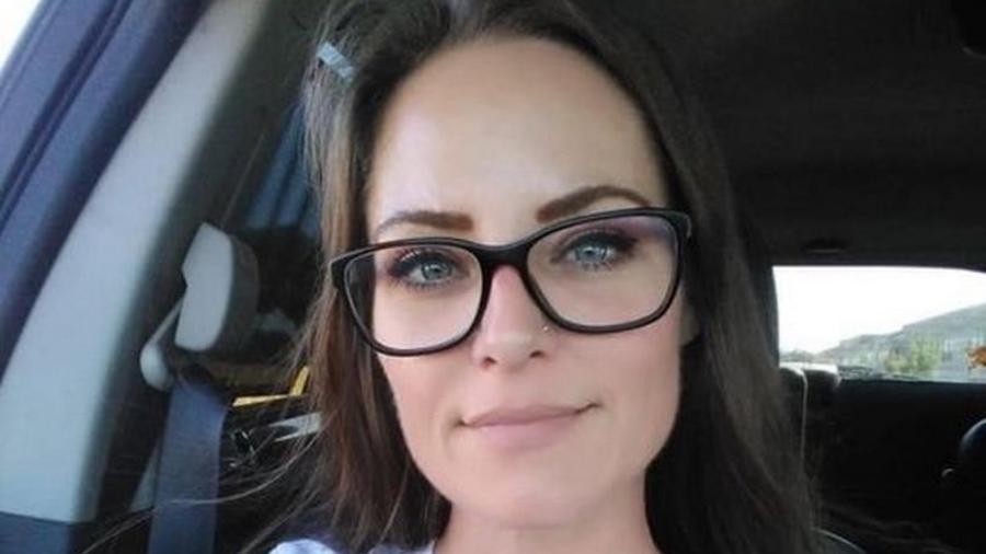 Kristen tinha 40 anos e foi uma defensora ferrenha do movimento antivacina - Reprodução/Redes Sociais
