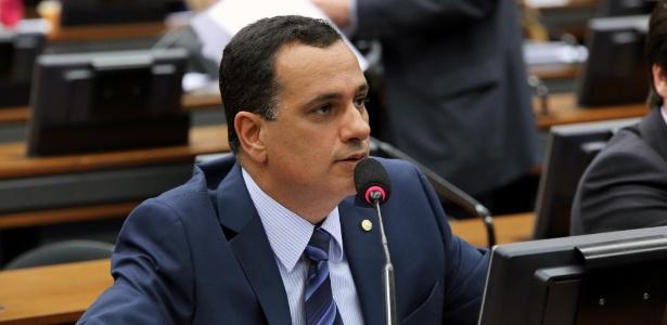O deputado federal Max Filho (PSDB-ES), relator do parecer aprovado pela CCJ contra os recursos de Eduardo Cunha