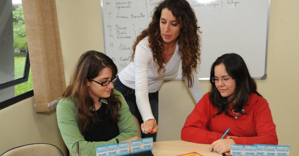Alunos na Faculdade de Ciências e Letras de Araraquara