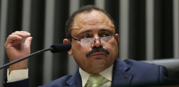 Waldir Maranhão passou por cima da decisão do colégio de líderes e manteve a sessão para quinta - Alan Marques/ Folhapress