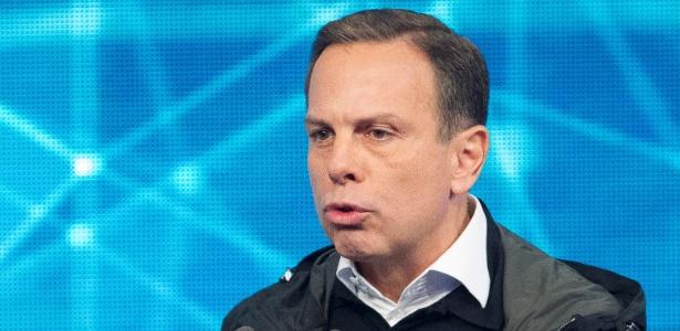 Prefeito eleito de São Paulo, João Doria, criticou a gratuidade no transporte público