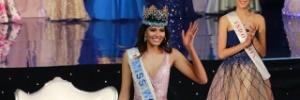 Candidata de Porto Rico é eleita Miss Mundo 2016; brasileira fica no top 10 (Foto: Miss World/Divulgação)
