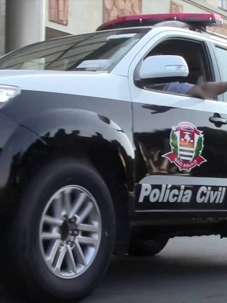Carro da polícia civil - Divulgação