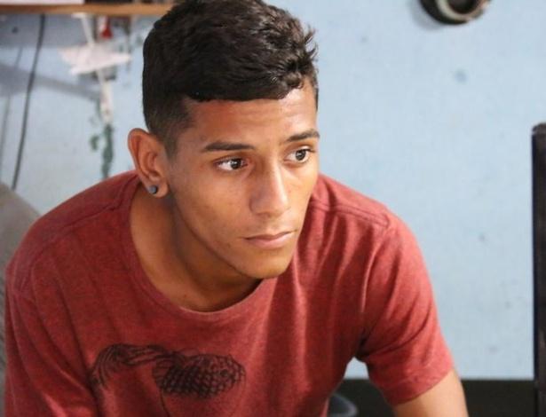 Pedro Cerqueira, 20 anos, entrou na UFABC