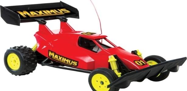 Maximus foi lançado pela Estrela em 1986