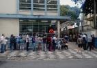 23% dos postos de saúde no Brasil não têm toalhas de papel (Foto: Fernando Cymbaluk/UOL)