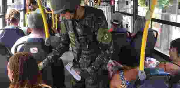 Comando Militar do Leste/Divulgação