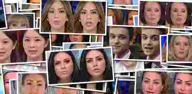 Softwares conseguem alterar expressões faciais em uma gravação original ou até substituir rostos inteiros - Tum Visual Computing