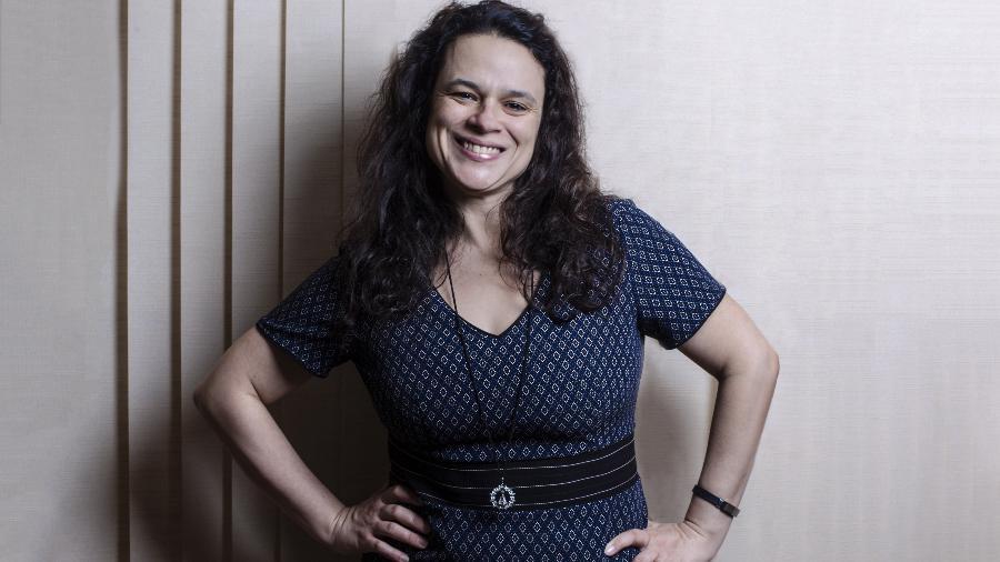 A deputada estadual Janaina Paschoal (PSL-SP) está em seu primeiro cargo eletivo e teve votação recorde - Carine Wallauer/UOL