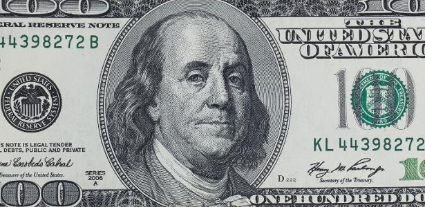 Câmbio | Dólar fecha em alta de 0,04%, a R$ 4,393, e bate novo recorde
