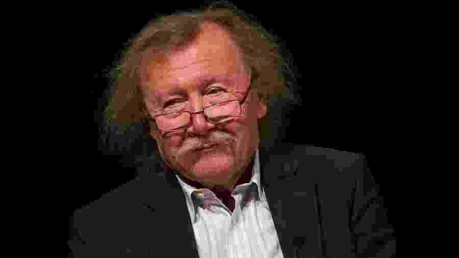 O filósofo alemão Peter Sloterdijk - LightRocket via Getty Images