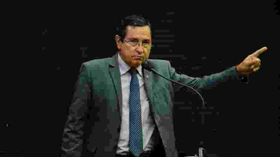 Anísio Maia, candidato à revelia do PT nacional em João Pessoa - PT/Divulgação