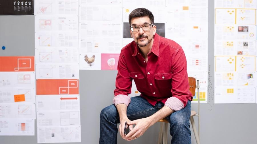 Alex Osterwalder, autor suíço criador do modelo Canvas - Barbara Hess/Strategyzer AG