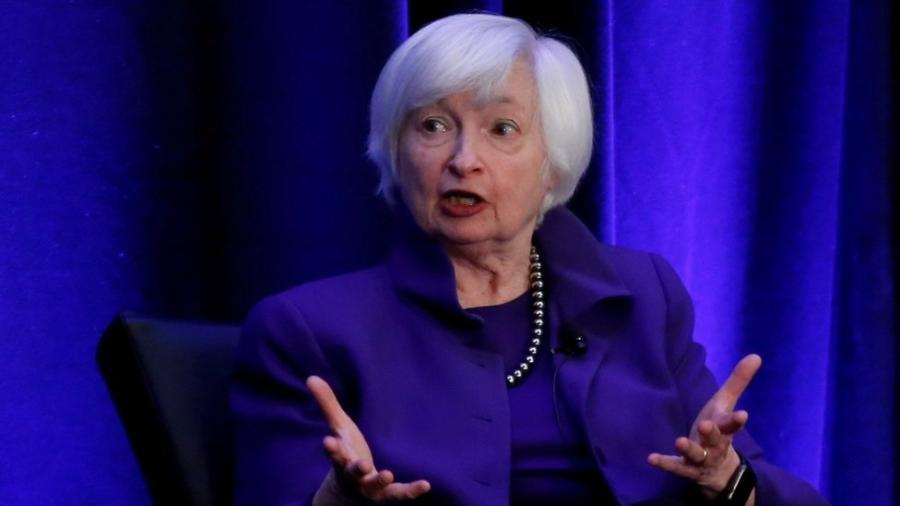 Janet Yellen é confirmada como a primeira mulher secretária do Tesouro - Reuters