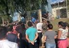 Acidente em Taguaí: 'Estamos desesperados', diz tia de passageiro do ônibus (Foto: Camila Fernandes/UOL)