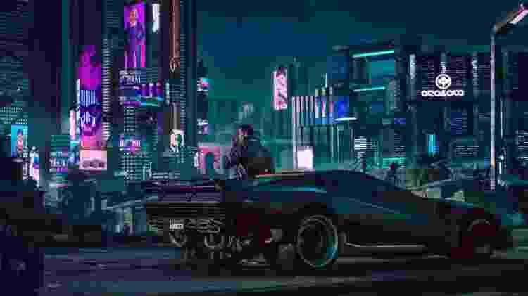 Cyberpunk game - Divulgação - Divulgação