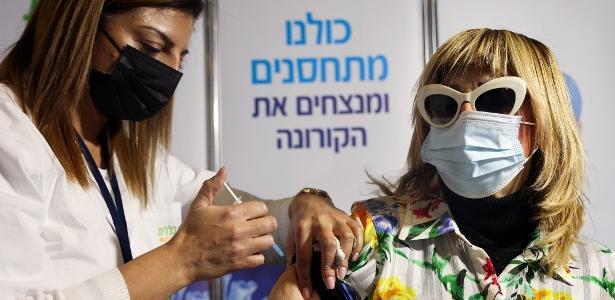 Notícias   O que há por trás da campanha que já vacinou um terço da população de Israel