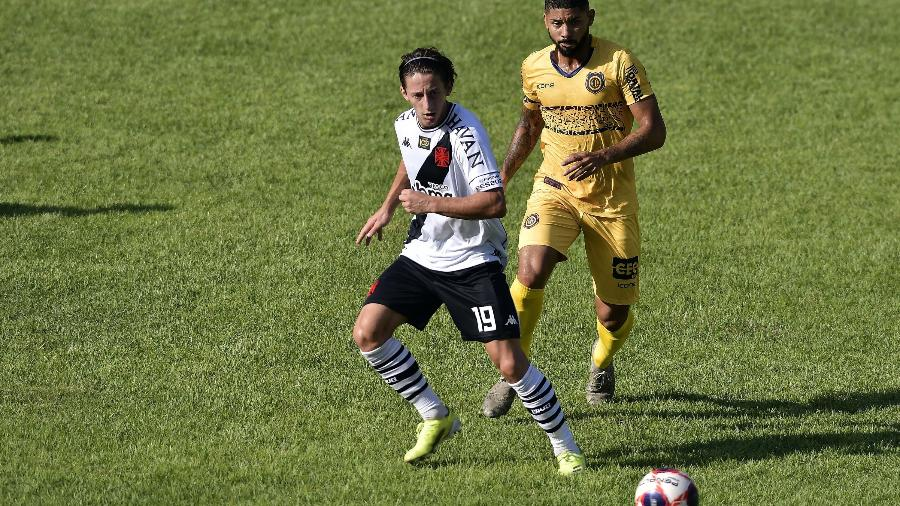 Madureira e Vasco se enfrentam pelo jogo de ida das semifinais da Taça Rio neste sábado (1) - DHAVID NORMANDO/ESTADÃO CONTEÚDO