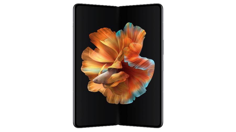 Mi Mix Fold, celular dobrável da Xiaomi - Divugação/Xiaomi