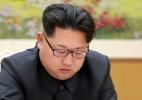 Yonhap/North Korean TV/AFP